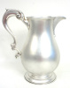Hand Wrought Asprey of London Sterling Water Pitcher